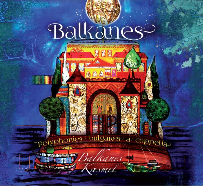 Couverture Balkanes